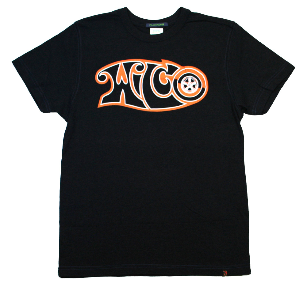 Wilco / Turn On You Tee (Black)
