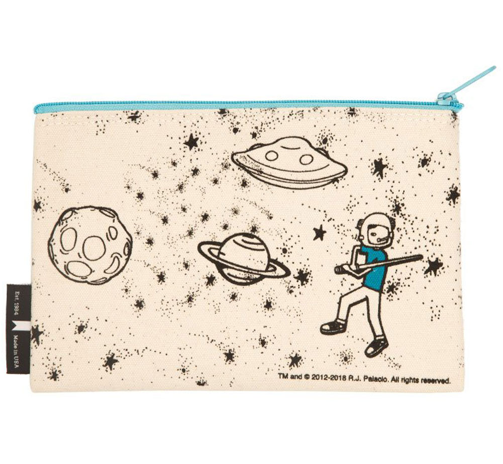 [Out of Print] R. J. Palacio / Wonder Pouch 2