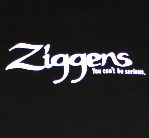 The Ziggens / Zildjian Tee